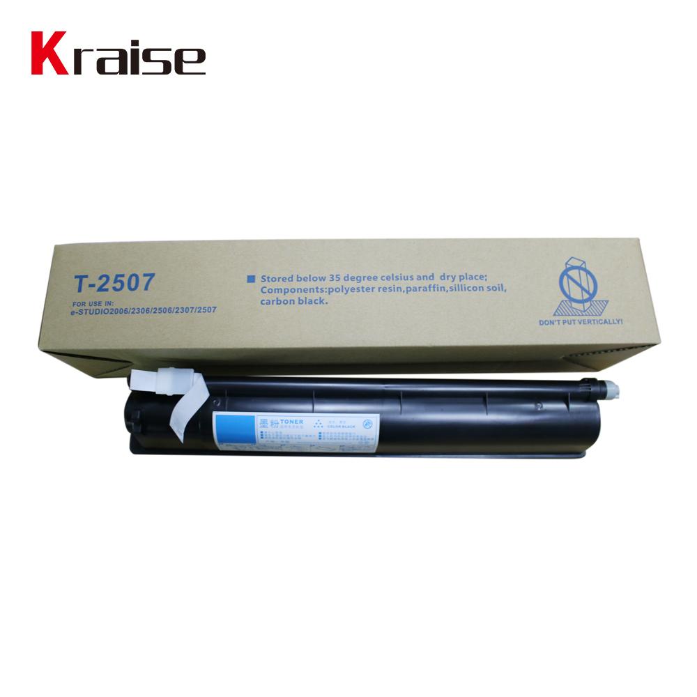 kraise 6k 12k toner cartridge T2507 use for copier toshiba DP-2006 2306 2506 2307 2507