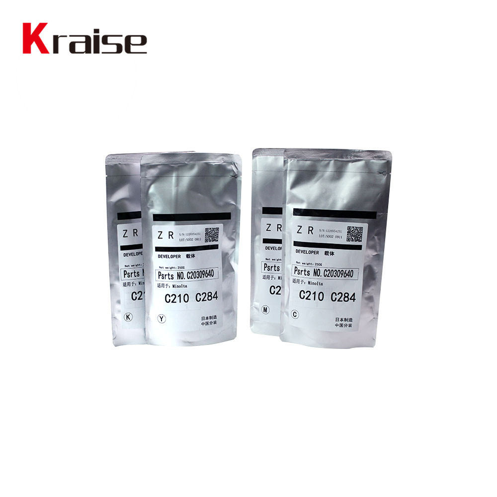 Factory price developer for Konica Minolta C224 284 364 japan developer powder