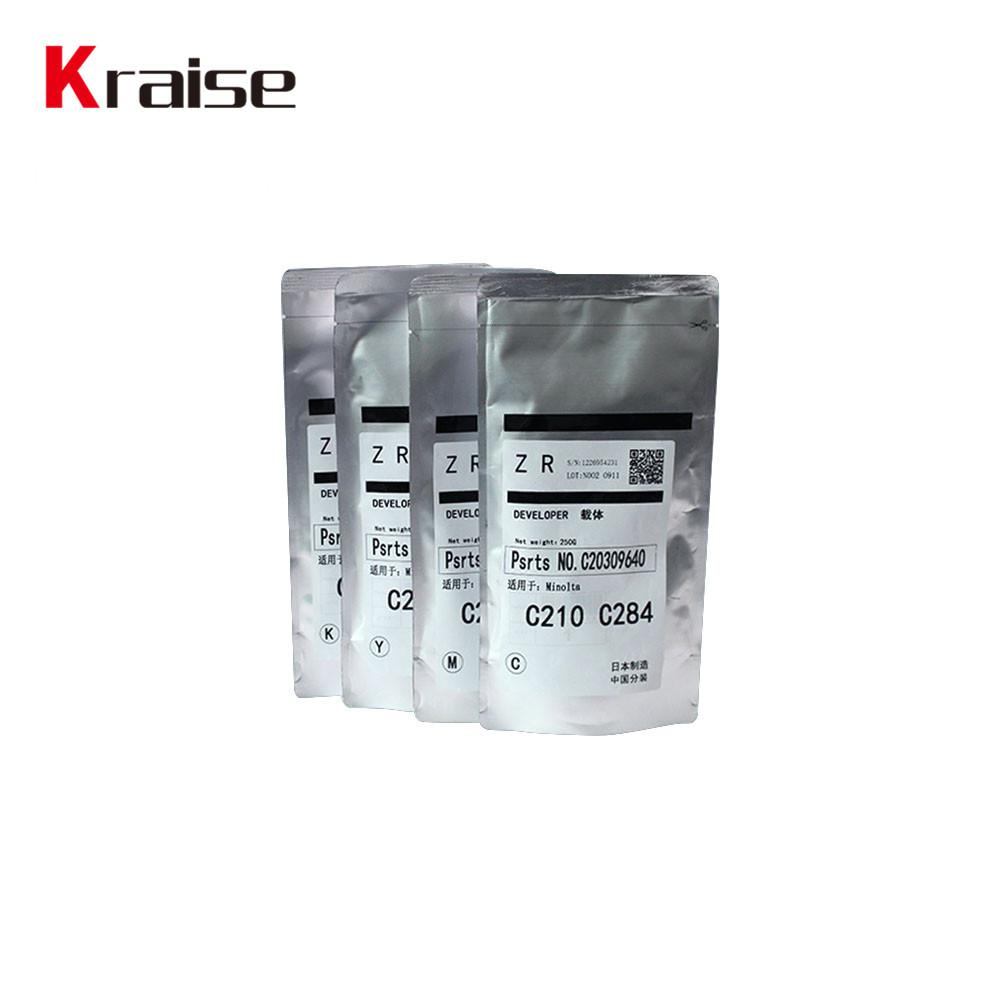 Japan high quality developer powder for Konica DI184 164 7718 6180 185 195 developer housing